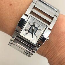 BREIL Milano Ladies watch, Stainless Steel, diamantes, exc condition. #TW0611