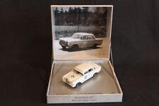 Spark Mercedes-Benz 220 SE 1:43 #80 Museum Edition Sammlerbörse 2011 (JS) #084