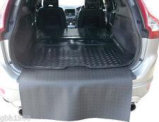 Volvo XC60 estate 2008-2016 3pc modular boot mat load liner bumper protector