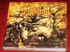 Malfeitor: Incubus CD 2009 Agonia Records Poland ARCD 066 Gatefold Digipak