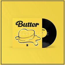 [Pre-Order] Official BTS BUTTER Vinyl - Sealed - Us seller