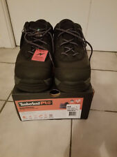 New Timberland PRO Steeltoes work safety shoes, ENDURANCE OXFORD , Size US 9.5