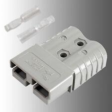 Batteriestecker Steckverbindung grau Anderson SB 120/Rema SR 120 A 25mm²