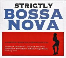 STRICTLY BOSSA NOVA - 40 Original Bossa Nova Groove - VARIOUS ARTISTS (NEW  2CD)