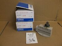 ZV-N22-2S Omron NEW In Box Limit Switch Sensor ZVN222S