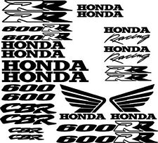 600RR CBR 600RR GRAPHICS DECAL STICKER  MOTORBIKE