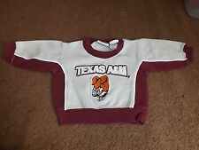 Texas A&M Sweatshirt 12 month
