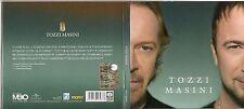UMBERTO TOZZI MARCO MASINI CD TOZZI MASINI 2006 fuori catalogo DIGIPACK