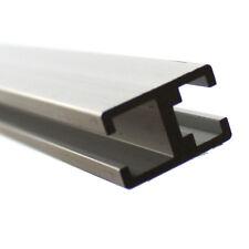 H Type Aluminium Channel Bar Track Aluminum Profile DIY Model 21x13.5x330mm