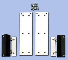 Dual Rack Mount kit for black face UREI LA-3A LA-4, etc. UY