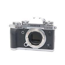 Fujifilm Fuji X-T3 26.1MP Mirrorless Digital Camera Body (Silver) #151