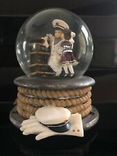 """Kim Anderson Forever Young Musical Snow Globe """" My Heart Will Go On """" #6273"""