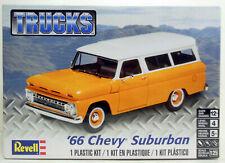 Revell 1966 Chevy Suburban Kit Sealed