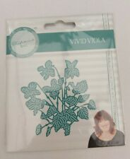 Tattered Lace Stephanie's Signature Collection VIVID VIOLA cutting die 498429