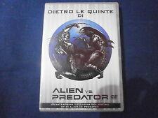 DIETRO LE QUINTE DI ALIEN vs PREDATOR- IN DVD ORIGINALE - USATO BUONE CONDIZIONI