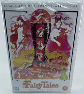 Adult Fairy Tales - New & Sealed DVD - Directors Cut - E2