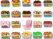 2 X HARIBO PICK N MIX CANDY IN 500gs QUANTITIES  RETRO SWEETS WEDDING FAVOURITES
