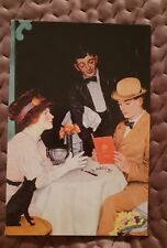 The Edwardians Exhibition - National Gallery of Australia - 2004 Postcard