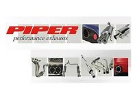 Piper 4:2:1 Manifold for Honda Civic 2.0 16v Vtec Type-R EP3 01-05