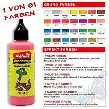 Window Color Auswahl aus 61 Farben Fenstermalfarben ab  ?1,65/80ml Fensterbilder