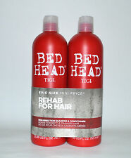 Tigi Bed Head Urban Antidotes RESURRECTION Shampoo Conditioner 2x750ml TWEEN DUO