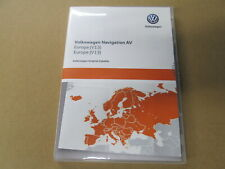 Neuf Original VW Touareg 2018 V13 Navigation Map Activation Document 7P6051850BJ