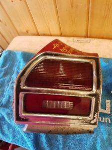 Driver Tail Light Fits 69 CHEVELLE 343421 MALIBU