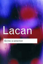 Ecrits: A Selection by Jacques Lacan (Paperback, 2001)