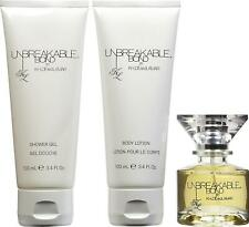 Khloe and Lamar Unbreakable Bond 3 Pc Gift Sets 1 oz Spray, 3.4 oz Body Lotion,