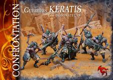 Confrontation Alchemists of Dirz Keratis Warriors: The Dominators (2004)