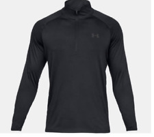Under Armour Mens UA Tech 1/2 Zip Long Sleeve New Tall Mens 4XLT 1328495 001