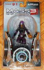 MASS EFFECT 3 SERIES 1 BIOWARE EA BIG FISH TOYS TALI COLLECTOR ACTION FIGURE