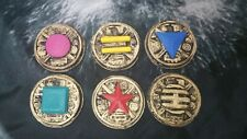 Power Rangers Zeo Legacy Coins Master Morpher