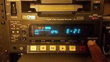 Panasonic model AJ-D230 Digital Video Cassette Recorder, DVCPRO