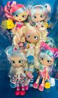 Shopkins COLLECTOR'S Edition Lot Of 5 Minifigures And 1 Shoppies Doll For Sale