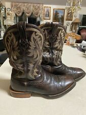 Ariat Western Cowboy Boots 8.5 D Work Casual Dress >>> L@K