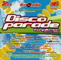 Discoparade Compilation Estate 2003 CD Discoradio