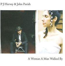 A Woman a Man Walked By by John Parish/PJ Harvey (CD, Mar-2009, Island (Label))