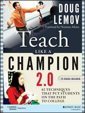 Teach Like a Champion 2. 0 : Techniques That Put Students on the Path to College