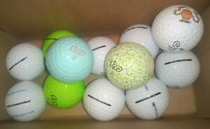 12 Vice Golf Balls Pro, Plus Tour & Drive Balls in Grade A/B Condition