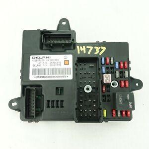 2008 2009 Chevy Cobalt BCM Body Control Module Computer 25906892
