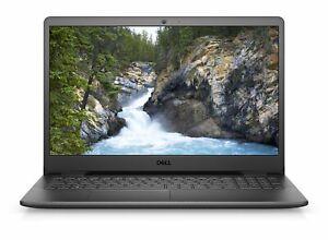 """New Dell Inspiron 3501 15.6"""" FHD i5-1135G7 12GB 256GB SSD Webcam Win10 Black"""