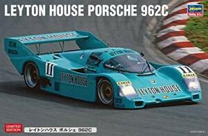 Hasegawa 1/24 Leyton House Racing Porsche 962C Model Car 20411 JAPAN [2k6]
