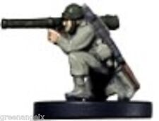 AXIS AND ALLIES MINIATURES - (US) BAZOOKA