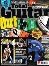 TOTAL GUITAR #251 3/2014+CD DIRT: 'DRIVE FUZZ & DISTORTION Alice In Chains @NEW@