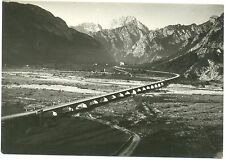 CLAUT - PONTE DELLA SETTIMANA E COL NUDO (PORDENONE) 1958