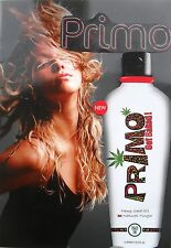 POWER TAN PRIMO MAXIMUM HOT TINGLE SUNBED TANNING ACCELERATOR LOTION + FREE GIFT