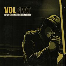 VOLBEAT CD - GUITAR GANGSTERS AND CADILLAC BLOOD (2009) - NEW UNOPENED - ROCK