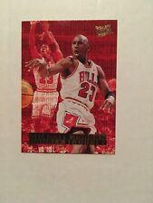 Michael Jordan 1995 Fleer Ultra - Double Trouble #3 Read