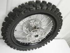 NEW 2016 KX250F OEM Black Rear Wheel Assembly KX450F KX 125 250 450 04 - 18 328